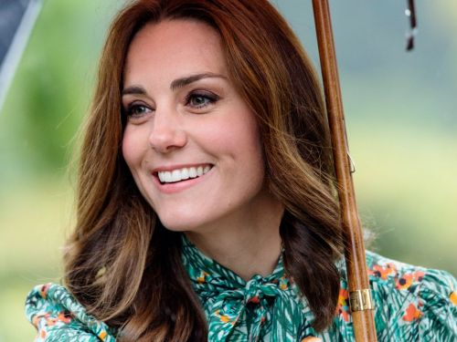 The Theory Behind Kate Middleton's Most Recent Haircut