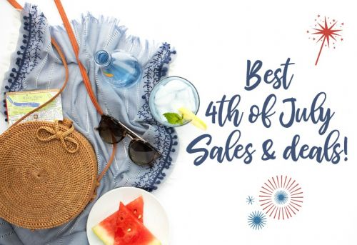 Shop the Best 4th of July sales!