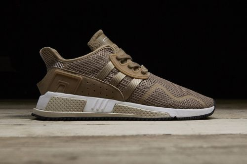 """Size? & adidas Bring Back the """"Cardboard"""" Colorway for New EQT Cushion ADV"""