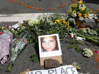 There's A Petition To Replace The Robert E. Lee Statue With One Of Activist Heather Heyer