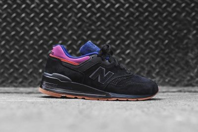 New Balance Unveils New 'Magent' Colorway for Its 997 Model
