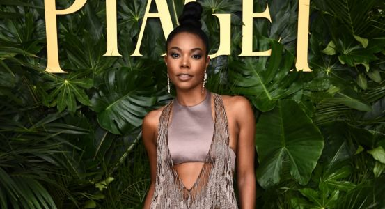 Great Outfits in Fashion History: Gabrielle Union in Layered Valentino
