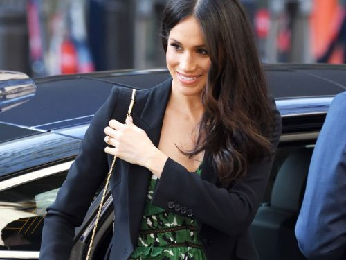 How To Stack Your Rings The Meghan Markle Way