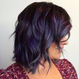 Brunettes Will Swoon Over These Fall-Friendly Rainbow Hair Ideas