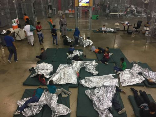 Here's how you can help children kept in heinous border detention centres