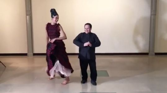 Watch Azzedine Alaïa dancing to 'Despacito'