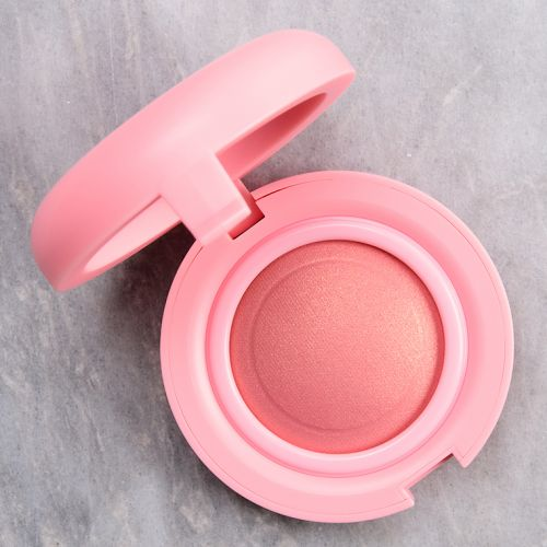 Kaja Beauty Aura Mochi Pop Bouncy Blendable Blush Reviews & Swatches