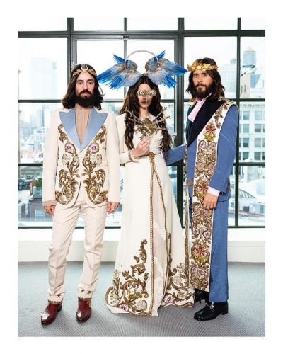 Shout out to the four men who actually made an effort at the Met Gala