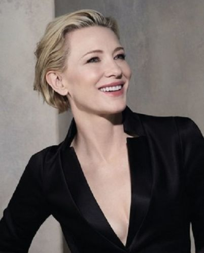 Giorgio Armani Beauty enduring collaboration with Cate Blanchett