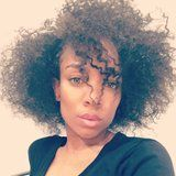 Lil Mama Flaunted Her Natural Hair, and Just Like Her Lip Gloss, It's Poppin'