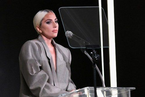 "Lady Gaga Opened Up About the ""Tornado of Pain"""