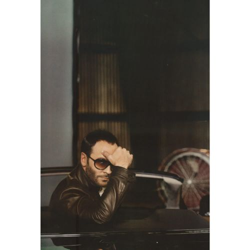Tom Ford is the New Chairman of CFDA - Here's An Interview With the Designer From Issue 26 of 10 Magazine