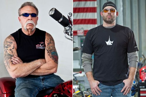 Estranged Teutuls bury the hatchet for 'American Chopper' reboot