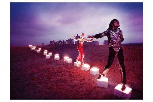 Ten's To See: 'Michael Jackson: On The Wall' At The National Portrait Gallery