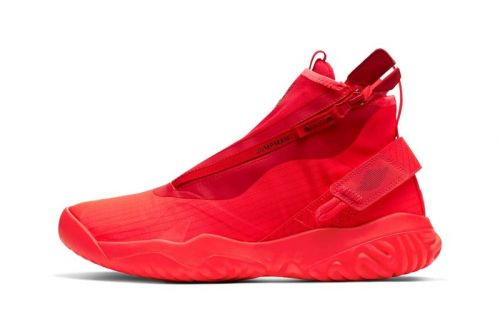 Jordan Proto-React Z Releases With Stacked Bright Red Layers