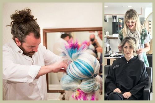 Andrew Carruthers Discusses the Roles Within the Hairdresser Community