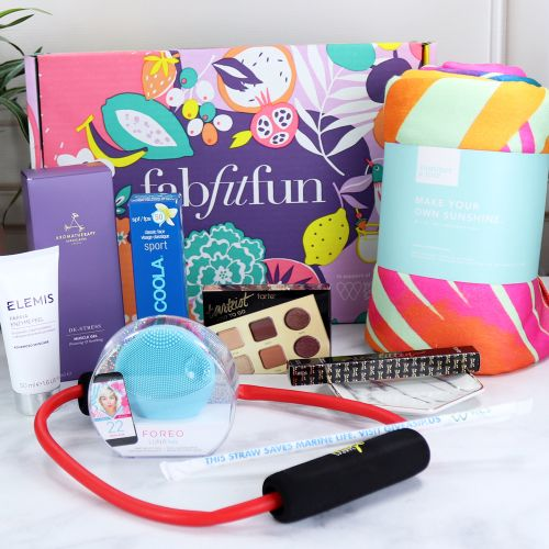 FabFitFun Summer 2018 Unboxing and Giveaway!