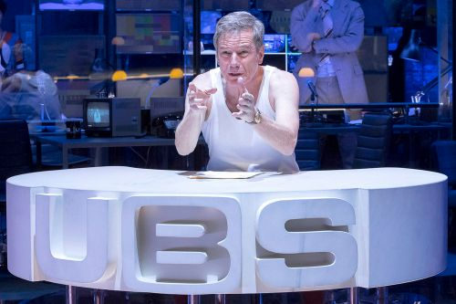 Broadway Review: 'Network' With Bryan Cranston