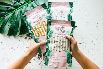 Beverly to 5th: Organic Coffee Scrubs Inspired by Beverly Hills