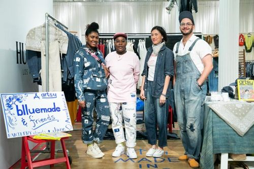 New York Denim Days Paints the Town Blue for Second Annual Festival