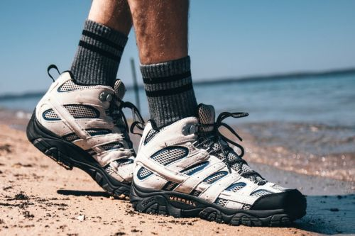 Merrell and Outdoor Voices Link Up For Hiking Boot Collaboration