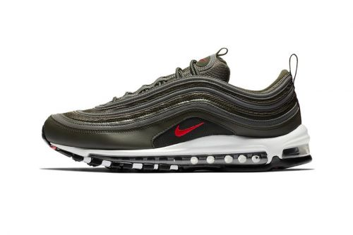 """Nike Adds """"Sequoia"""" to Growing Air Max 97 Fall Lineup"""