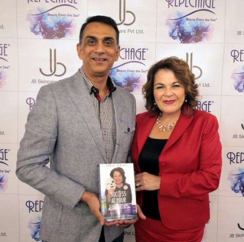 Repêchage and JB Skincare Host Repêchage Global Success Story and Trends Conference in Mumbai