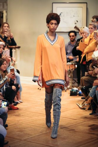 Yuna Yang Fall 2018: New York Fashion Week