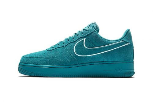 """Nike's Air Force 1 Low """"Suede"""" Pack Offers Three Tonal Colorways"""
