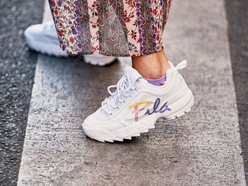 The Trendy Sneakers Our Editors Can't Stop Thinking About
