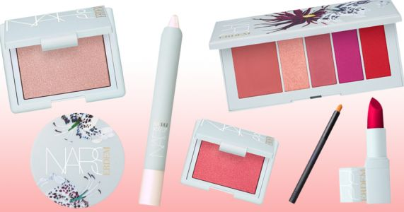 Nars launches collection with Erdem for the ultimate spring beauty hit