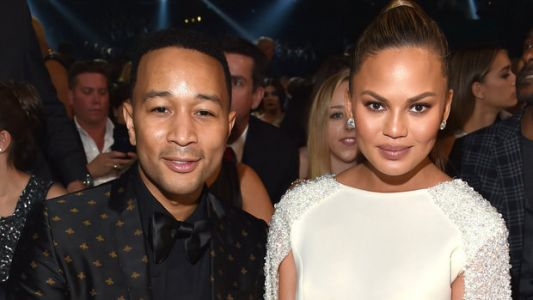 Chrissy Teigen, John Legend Let Daughter Announce They're Expecting