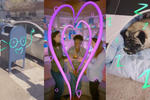 Facebook to Bring AR Doodles and Instagram's Boomerangs to Stories
