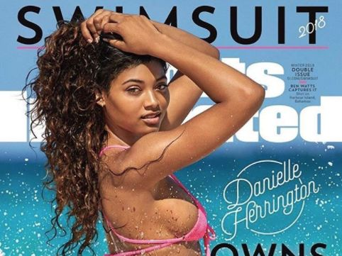 Danielle Herrington's First Cover Ever Is the 'Sports Illustrated' Swimsuit Issue
