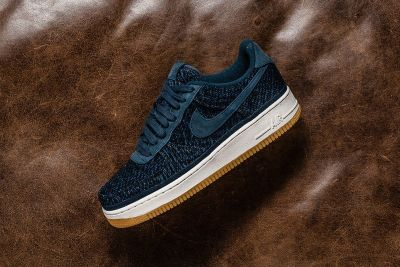 Nike Brings an Indigo Knit Upper to the Air Force 1