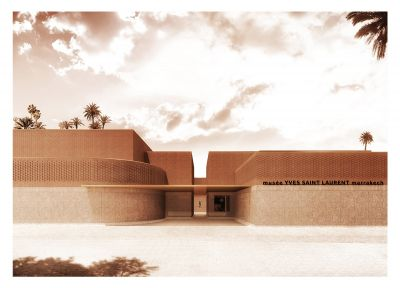 Yves Saint Laurent Museums To Open In Paris And Marrakech Later This Year