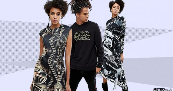 ASOS launches new Star Wars collection