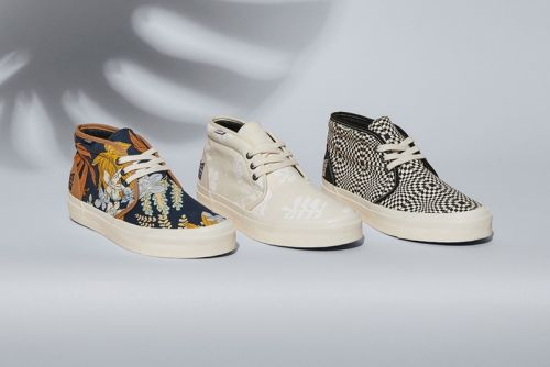Taka Hayashi & Vans Vault Reconnect for Special Spring 2018 Capsule