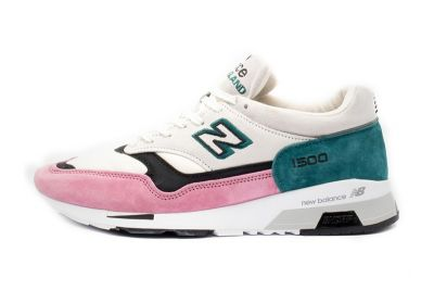 Pink and Teal Make Its Way Onto the Latest New Balance 1500 Duo