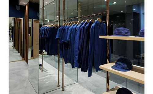 Maison Kitsuné opens first flagship in Kyoto