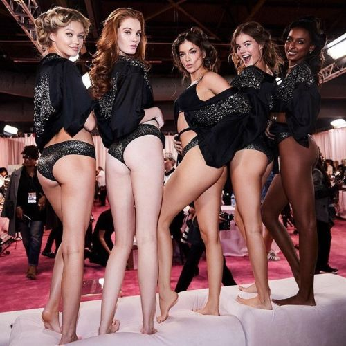It's official: the Victoria's Secret show is cancelled