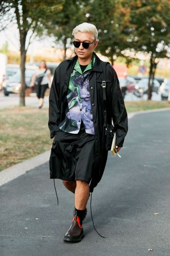 All the Ridiculously Well-Dressed Men at Fashion Week-You're Welcome