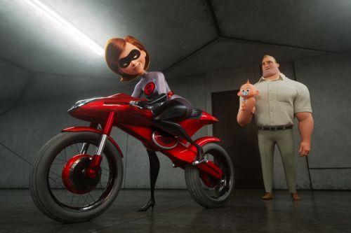 'Incredibles 2' Is Now The First Animated Film to Gross Over $600 Million USD