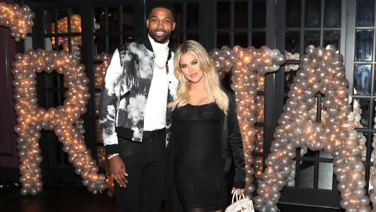 "Khloé Kardashian Named Daughter True to ""Tug at Tristan's Soul"""