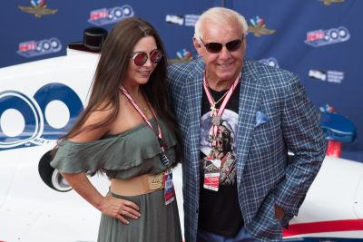 Ric Flair's fiancée opens up about medical 'nightmare'