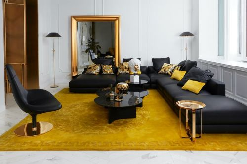 The New Versace Home Flagship Store Is Officially Open