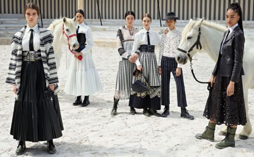 In Pictures: Dior Cruise Collection 2019