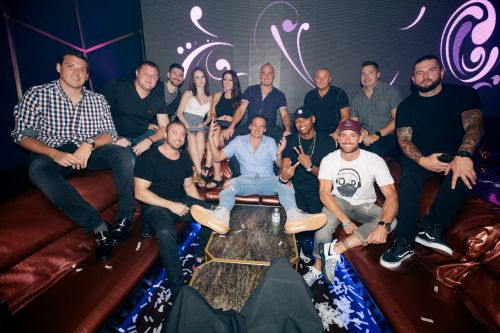 Birthday Boy Ryan Lochte Parties at Hakkasan in Las Vegas - See the Pics!