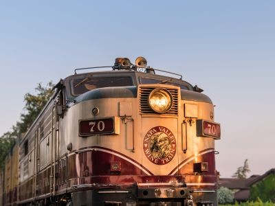 This Wine Train Is Almost Too Good To Be True