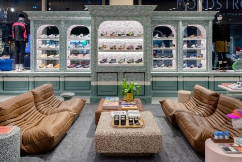 Nike x Nordstrom Launch Their First Men's Sneaker Boutique in NYC